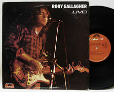Rory Gallagher          Live       no barcode        NM #  L