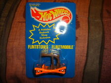 Hot Wheels 1994 Metal Flintstones Flintmobile 1:64 Diecast Car MINT SEALED