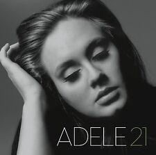 Adele - 21, Audio CD New