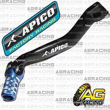 Apico Black Blue Gear Pedal Lever Shift For Yamaha YZ 250F 2005 Motocross Enduro