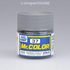 (26€/100ml) Mr.Color C37 Gray Violet Grau Violett WWII (SG) - Mr.Hobby GUNZE