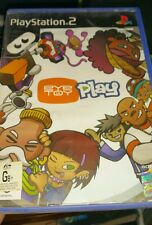 Eye Toy Play (no booklet) PLAYSTATION 2 PS2 - FREE POST