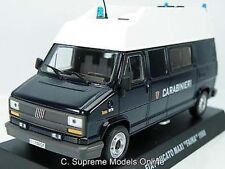 FIAT DUCATO FAINA VAN 1/43 LONG WHL BASE EMERGENCY SERVICES ITALY TYPE Y0675J^*^