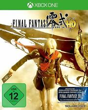 XBOX ONE-GAME - Final Fantasy Type-0 HD ++neu und ovp+