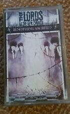 THE LORDS OF THE NEW CHURCH IS NOTHING SACRED CASSETTE