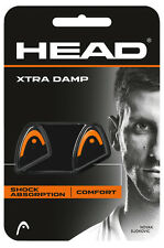Head Xtra Damp Tennis Racquet Racket String Dampener Shock Absorber
