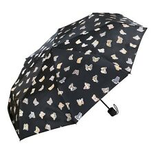 Butterfly Full Color Changing Travel-Sized Umbrella