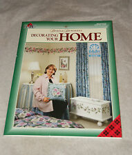 Book - Donna Dewberry Decorating Your Home - Tole/Decorative Painting NEW