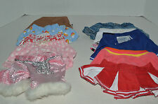 Build A Bear~#4~Assortment Of 10 Girl's Clothes~10 Pants & Skirts~G2