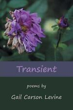 Transient by Gail Carson Levine (2016, Paperback)