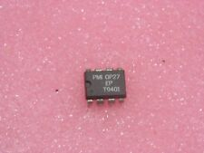 ci OP 27 EP ~ ic OP27EP  low-noise precision operational amplifier DIP8 (PLA037)