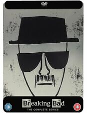 Breaking Bad Complete Season Series 1 - 6 DVD Box Set Collector's Edition Tin