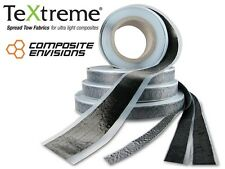 TeXtreme 5016 - HS 40gsm 1.18oz UNI Spread Tow Carbon Fiber Tape 20mm 50M Roll