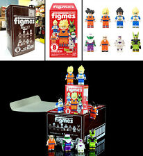 [MISB] BANDAI - FIGMES - DRAGON BALL Z [1 BOX OF 10 PCS LEGO STYLE FIGURES]