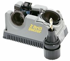 Drill Doctor Drill Bit Sharpener High Speed Steel w/ Molded Plastic Case New