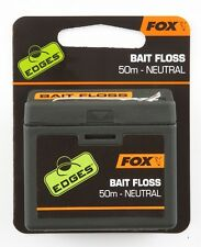 Fox Edges NEW Carp Fishing Bait Floss - Neutral *For Tying On Pop Ups*
