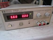 HP Agilent E3614A STD 0-8V 0-6A DC Power Supply