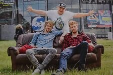 APECRIME - A3 Poster (ca. 42 x 28 cm) - YouTube Star Clippings Fan Sammlung NEU