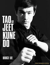 Tao of Jeet Kune Do by Bruce Lee UFC MMA BJJ Book
