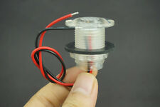 33mm Marine Boat RV Waterproof 12V LED Courtesy Light for Boats/Stair/ Livewells