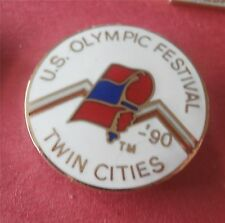 US Olympic Festival Twin Cities 1990 Pin