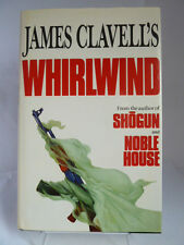 WHIRLWIND by JAMES CLAVELL 1979