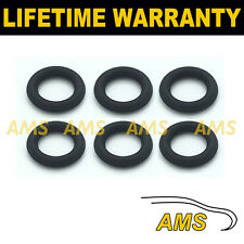 FOR BMW 2.9 DIESEL INJECTOR LEAK OFF ORING SEAL SET OF 6 VITON RUBBER UPGRADE
