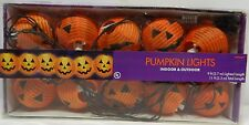 Halloween Pumpkin Lantern Electric String Lights Jack O Lantern Party Lights