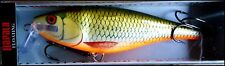VERY RARE RAPALA SUPER SHAD RAP SSR 14 cm RFSH (Redfin Shiner) color (red fins!)