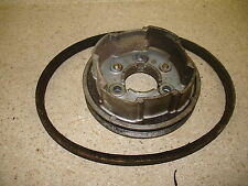 1989 89 YAMAHA EXCITER 570 EX570EN WATER PUMP PULLEY BELT DRIVE