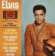 ★☆★ CD Elvis PRESLEY  Viva Las Vegas - Mini Lp - 12-track CARD SLEEVE   ★☆★