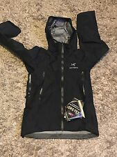 New Arc'teryx Beta AR Gore-Tex Jacket Medium Black Men's