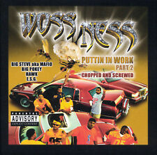 Woss Ness: Puttin in Work 2  Audio Cassette