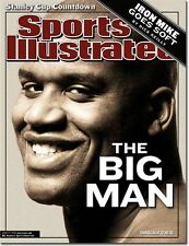 June 17, 2002 Shaquille O'Neal Los Angeles Lakers Sports Illustrated NO LABEL 1