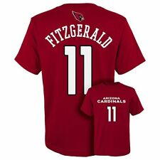 (2016-2017) Cardinals LARRY FITZGERALD nfl ($25) Jersey Shirt YOUTH (m-medium)