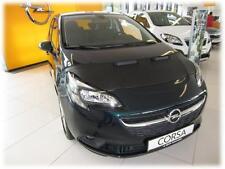 Vauxhall Opel Corsa E since 2014 CUSTOM CAR HOOD BONNET BRA MASK BRA DE CAPOT