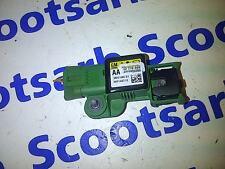 Saab 9-3 93 1x Sensor De Impacto 2008 ecus 2010 12778699 Convertible Crash Sensor!