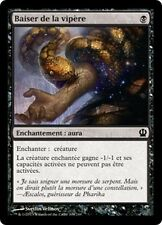 MTG Magic THS FOIL - Viper's Kiss/Baiser de la vipère, French/VF