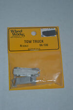 Wheel Works 96-136 Tow Truck Metal Model Kits N scale