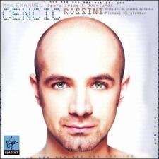 Max Emanuel Cencic - Rossini Opera Arias & Overtures, New Music
