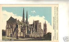 Image éducative - BORDEAUX - Cathédrale Saint André ( i 3357)