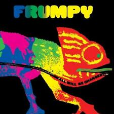 Frumpy all will be changed LP VINILE crauti Rock * NEW * RARE