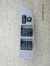 98 - 02 TOYOTA COROLLA DRIVER LEFT SIDE MASTER POWER WINDOW SWITCH 99 00