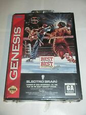 Best of the Best: Championship Karate (Sega Genesis, 1993) NEW Factory Sealed