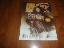 Heavy Metal magazine-LUIS ROYO Cover-Digitized Special-Fall 2005