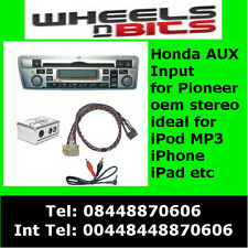 Connects2 CTVHOX001 Honda Accord, Civic, Jazz, S2000 Aux Interface Adapter