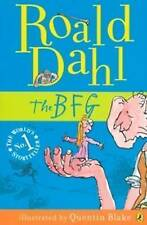 New The BFG, Roald Dahl Paperback Book, not read as received 2 at the same time