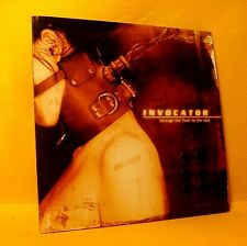 Cardsleeve PROMO Full CD Invocator Through The Flesh To The Soul 11TR 2003 Metal