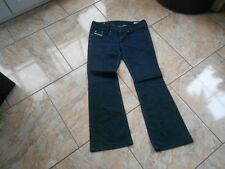 H1558 Diesel LOUVELY Jeans W31 Dunkelblau ohne Muster