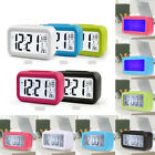 Modern LED Digital Kitchen Wall Clock Table Desk Alarm Watch Art Home Decor Gift